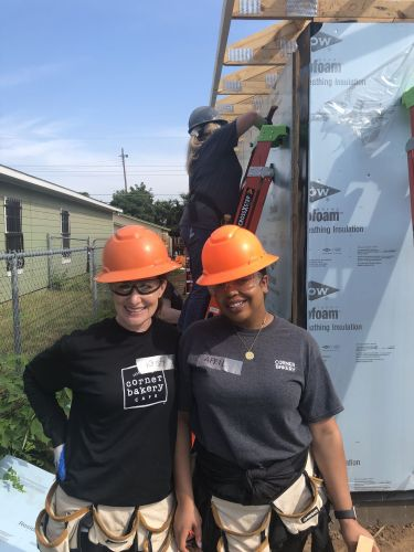 Corner Bakery Announces National Partnership with Habitat for Humanity