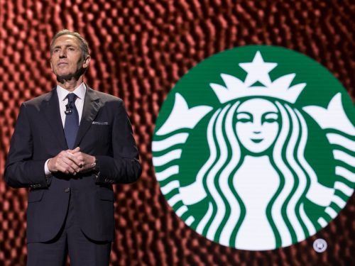 Donald Trump and Presidential Hopeful Howard Schultz Are Already Feuding