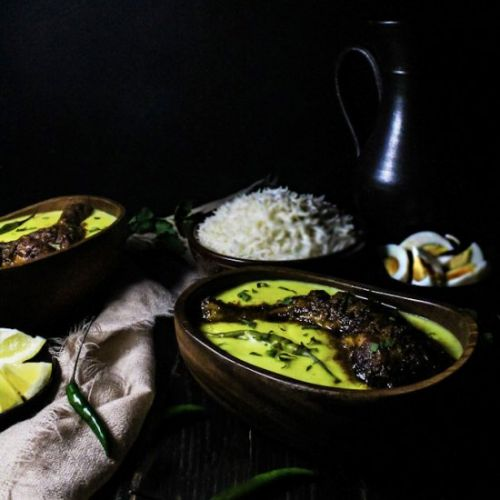 East African Chicken Curry