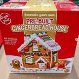 Costco Is Selling Pre-Built Gingerbread Houses, Because Assembling That Sh*t Is Hard