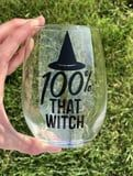 These Halloween-Themed Wine Glasses Are the Best Way to Get Your Boos On
