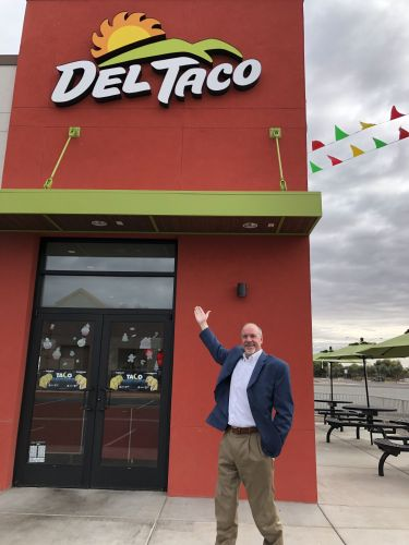 Seasoned Del Taco Franchisee Opens Milestone 50th Location