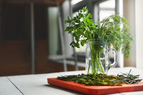 How to Store Fresh Herbs