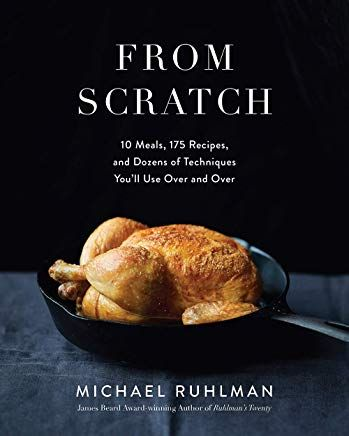 November Book Events with Michael Ruhlman and Elaine Sciolino