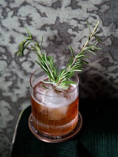 Smoky Cocktail Recipes to Get You Fired Up for Fall