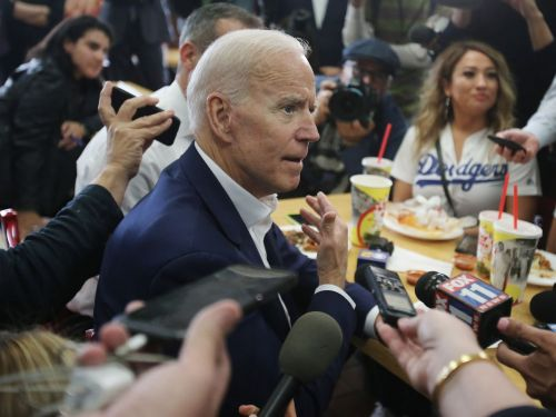 """When Will Joe Biden Stop Using the """"Gay Waiter"""" as a Stand-in for LGBTQ Rights?"""