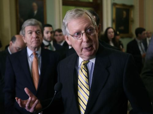 Mitch McConnell Heckled Out of Restaurantfor Second Time in Two Days