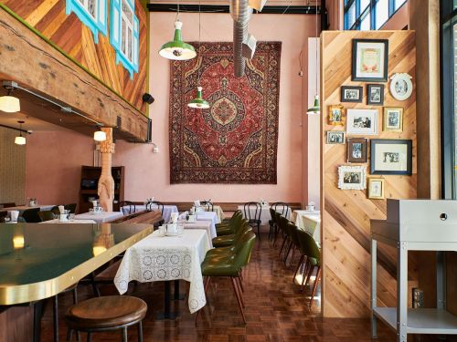 Inside the Sprawling New Kachka, Combining Slavic Glitz and Comfort in Portland