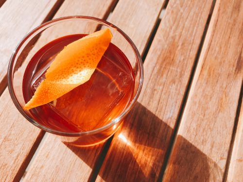 Bartender Adam Gamboa Makes a Mean Mocktail and You Can Too