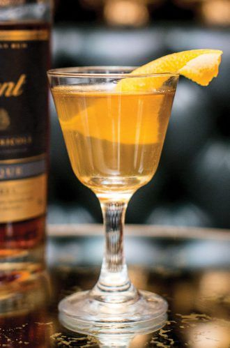 Rhum Agricole Cocktail: The Trembler