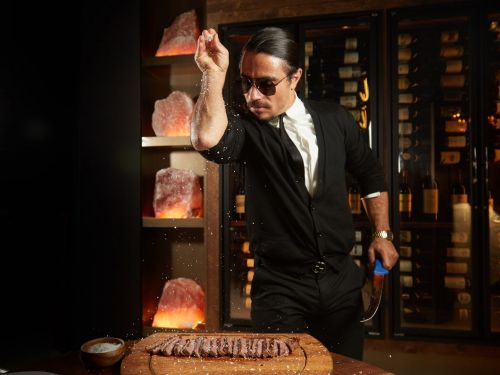 Is Salt Bae Actually Tip-Skimming Bae?
