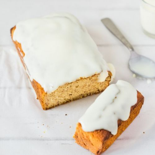 Almond Flour Lemon Cake | Vegan, GF