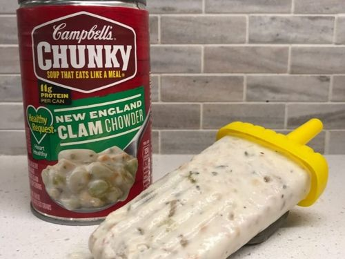 I Would Never Eat This Chowder Popsicle But I Will Defend It