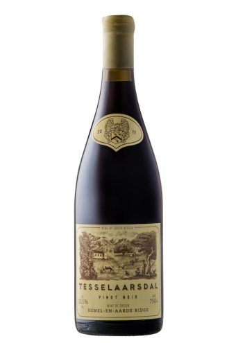 Drink of the Week: Tesselaarsdal Pinot Noir