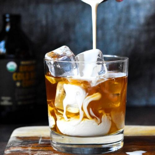 Keto White Russian