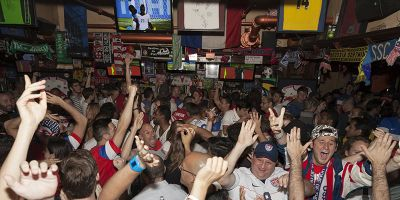 Searching For The World's First Sports Bar