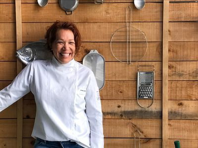 Superstar Chef Leonor Espinosa Tells Colombia's Story Through Food