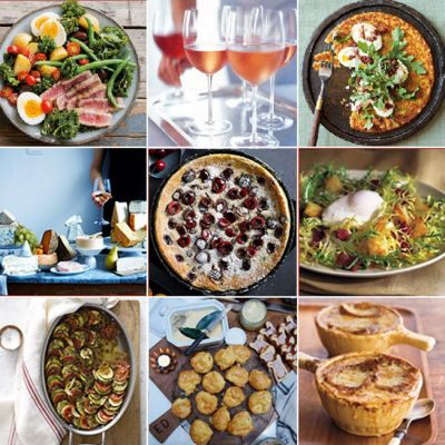 Modern Recipes to Ring in Bastille Day