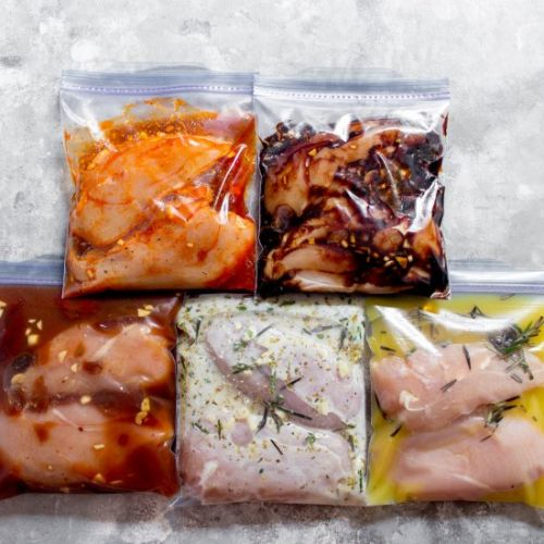 5 Easy Chicken Marinade