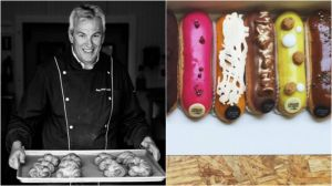 Pastry Chef Jean-Yves Charon Takes Us on a Tour of Paris Patisseries