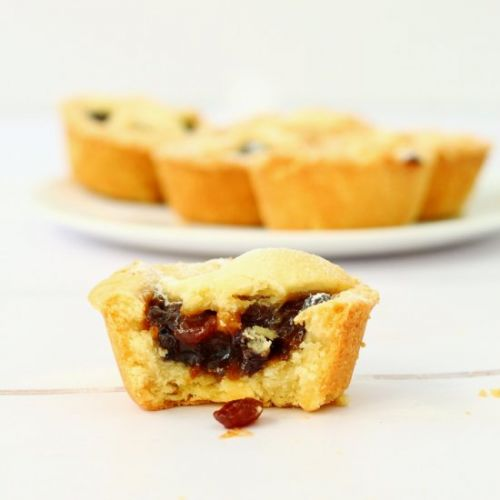 Easy Mince Pie Recipe