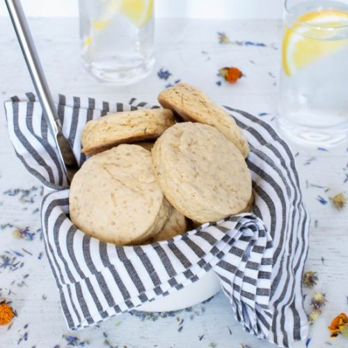 Maple Whole Wheat Biscuits