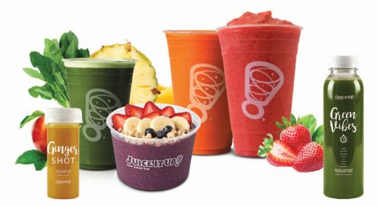 Juice It Up! Opens Newest Orange County Location in the Tustin Marketplace