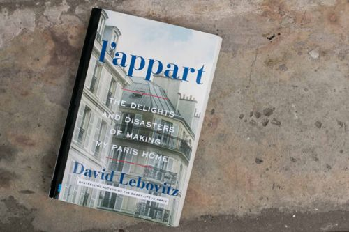 L'appart Talk at The American Library in Paris