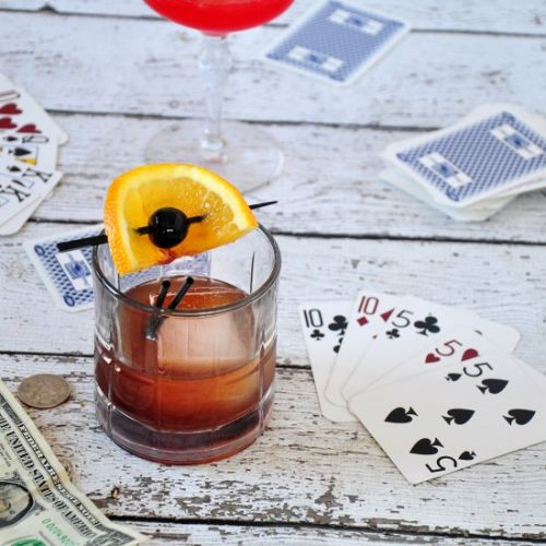 Mad Men Old Fashioned