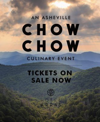 Save the Date: Chow Chow Asheville