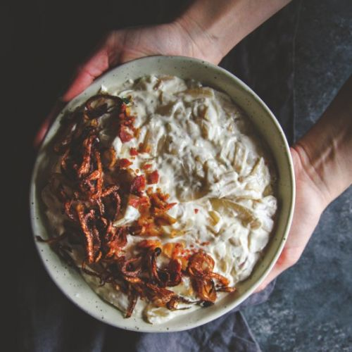 French Onion Dip - Two Ways