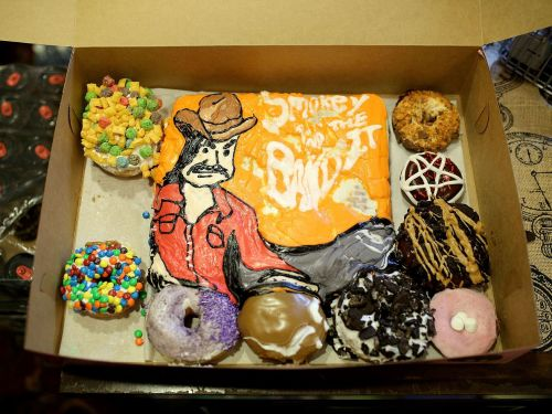 Voodoo Doughnut Gets Sucked Into Outrageous Far-Right Conspiracy Theory