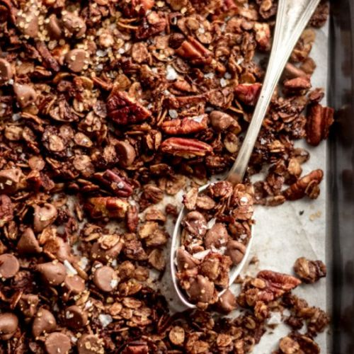 Indulgent Chocolate Granola