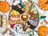Bring Back Trick-or-Treating Nostalgia With a Halloween Candy Charcuterie Board