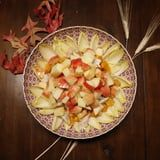 This Harvest Salad With Apples and Roasted Butternut Squash Is Perfect For Winter