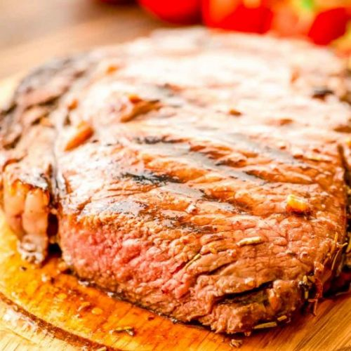 Balsamic Steak Marinade