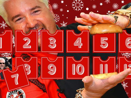 The 12 Days of Guy Fieri: 'SNL' Gets a Taste of Flavortown