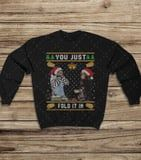 "Have Yourself a Schitty Holiday Season With These 15 ""Ugly"" Schitt's Creek Christmas Sweaters"