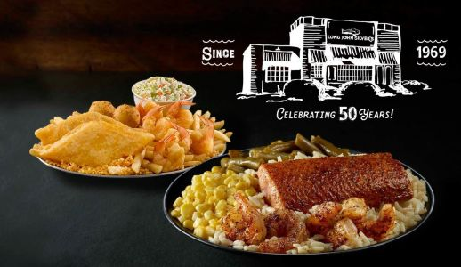 Long John Silver's Celebrates 50th Anniversary