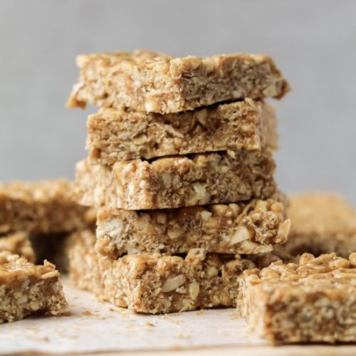 Healthy Cereal Snack Bars