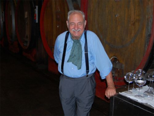 Gianfranco Soldera, outspoken Sangiovese grower and iconic winemaker, dies at 82