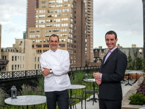 The End of Will Guidara and Daniel Humm's Eleven Madison Park Reign