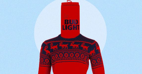 Bud Light Seltzer's Ugly Sweater Holiday Pack is Returning With Three New Flavors