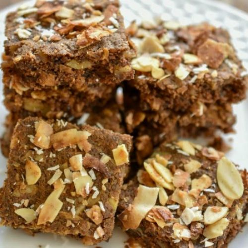 Keto Granola Bars Made Easily