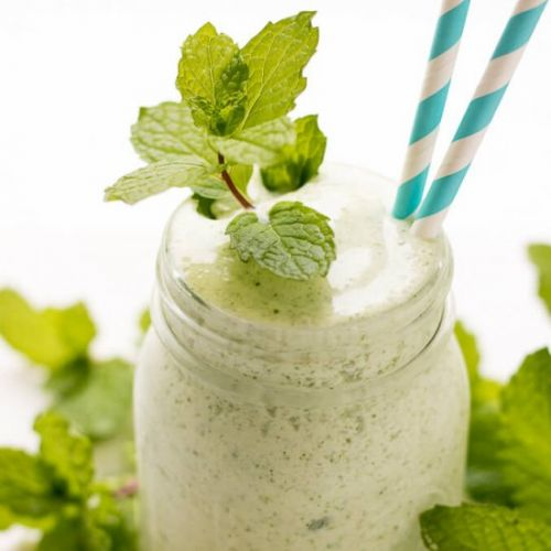 Lemon Mint Frappé