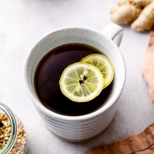 Easy Homemade Tea For Digestion