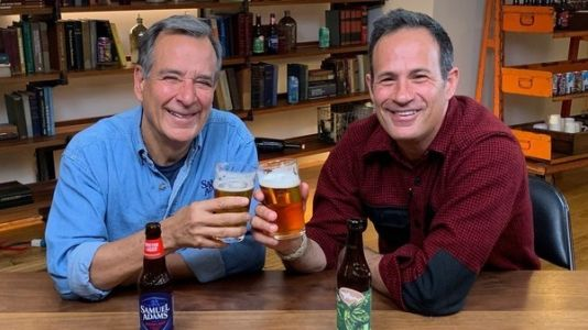 Makers Of Sam Adams And Dogfish Head Beer Announce Merger Deal
