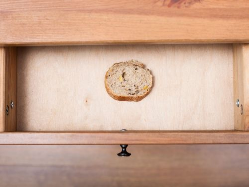 A Bread Box Is Good, but a Bread Drawer Is Even Better