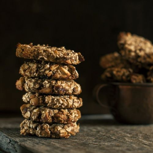 Dried Fruit Energy Cookies