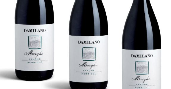 Damilano Langhe Nebbiolo 'Marghe' 2014, Piedmont, Italy